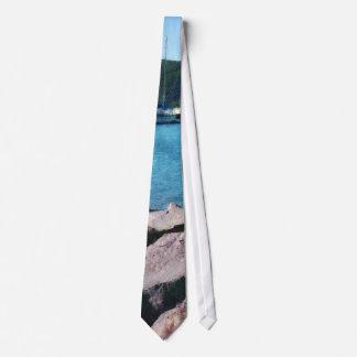 Rocky Shore St. Thomas Neck Tie