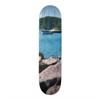 Rocky Shore St. Thomas Skateboard Deck