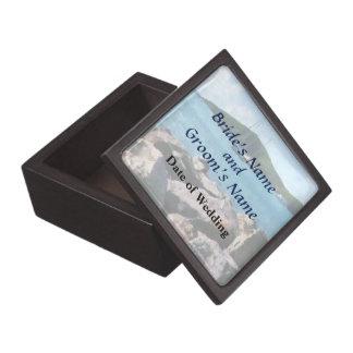 Rocky Shore St. Thomas Wedding Products Keepsake Box