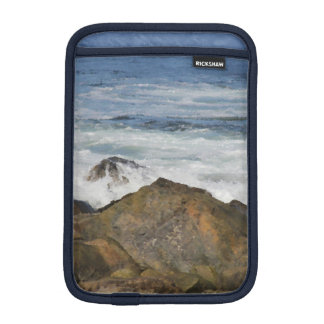 Rocky Shoreline iPad Mini Sleeve