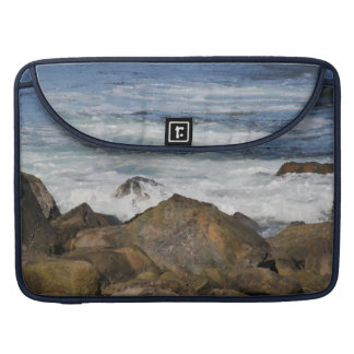 Rocky Shoreline Macbook Pro Sleeve