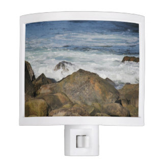 Rocky Shoreline Night Light