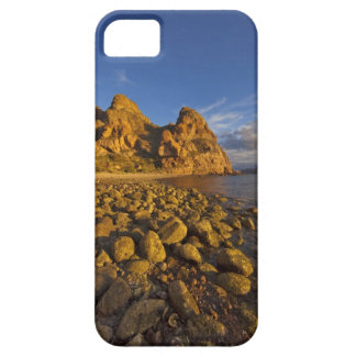 Rocky shoreline on Isla Carmen in the Gulf of iPhone 5 Covers