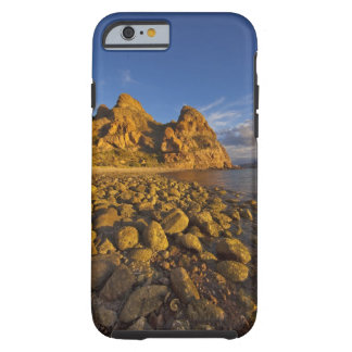 Rocky shoreline on Isla Carmen in the Gulf of Tough iPhone 6 Case