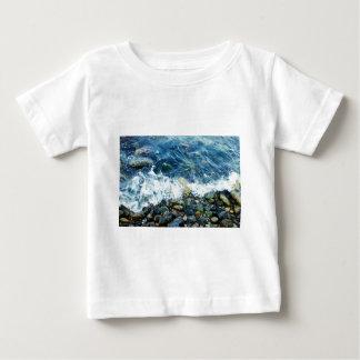 Rocky shoreline tee shirts