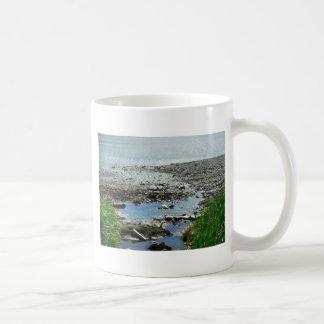 Rocky Stream Classic White Coffee Mug