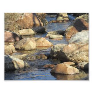 Rocky Stream Photo