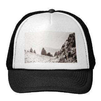 Rocky Terrain Trucker Hat