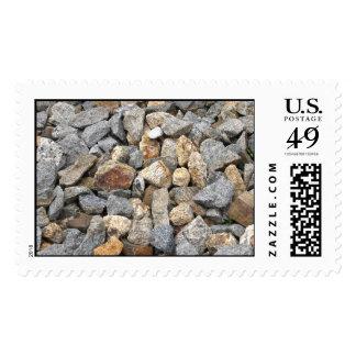 Rocky Terrain Stamps