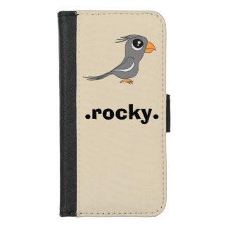 Rocky the Cockatiel Phone Case