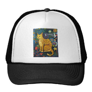Rocky, The Rock Star Cat Products Trucker Hat