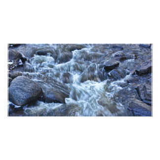 Rocky Waters Picture Card