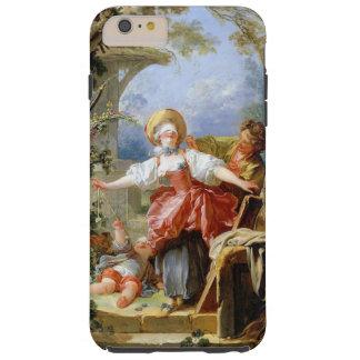 Rococo Art Tough iPhone 6 Plus Case