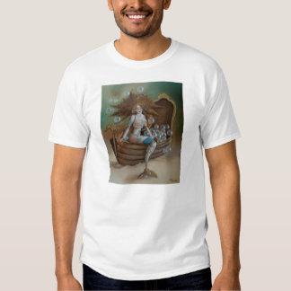 Rococo Boot- Fine Art by Ana Hernandez San Pedro T-Shirt