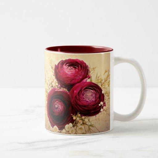 Rococo Coffee Mugs