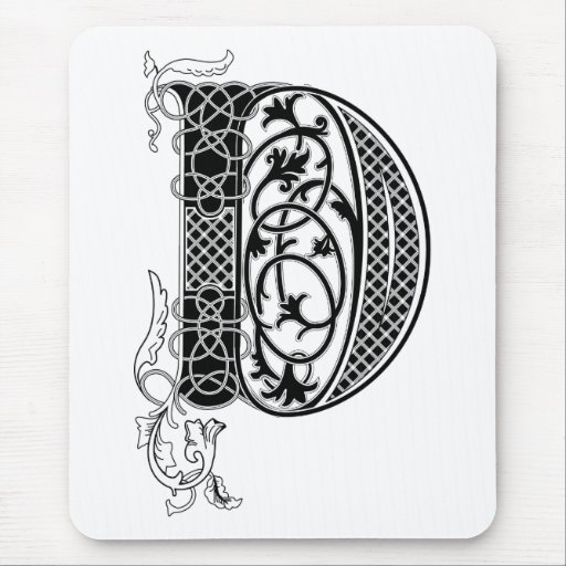 rococo_d mouse pad