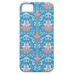 Rococo Flowers iPhone 5/5S Covers