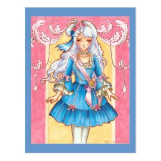 Rococo Lolita Postcard