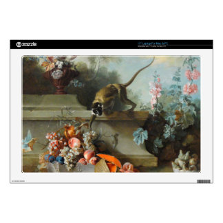 """Rococo Painting for The Year of the Monkey 17"""" Laptop Skins"""