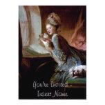 Rococo Style Card