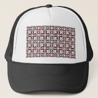 Rococo Swag ~ Dauphine Pink Trucker Hat
