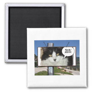 Rod Blagojevich 2 Inch Square Magnet