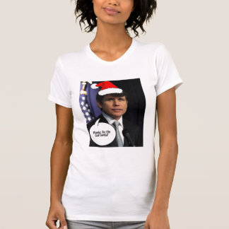 Rod Blagojevich Christmas T-Shirt