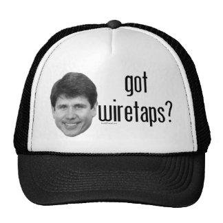 Rod Blagojevich Got Wiretaps Trucker Hat