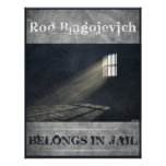 Rod Blagojevich Poster