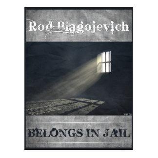 Rod Blagojevich Postales
