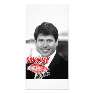 Rod Blagojevich Valentine Card