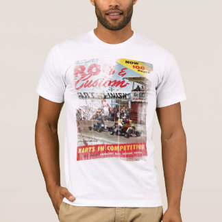 Rod & Custom, Karts in Competition T-Shirt