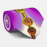 ROD OF ASCLEPIUS WITH 7 CHAKRAS ,SPIRITUAL ENERGY TIE