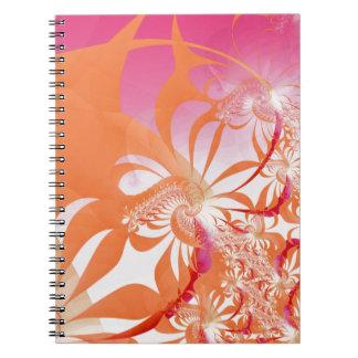 Rodakina Spiral Notebook