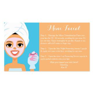 Rodan and Field Business Card