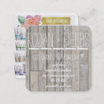 """Rodan and Fields Business Card<br><div class=""""desc"""">A unique and rustic themed business card with a lot of personality</div>"""