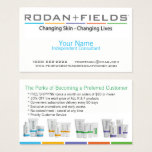 "Rodan &amp; Fields Business Card<br><div class=""desc"">Ready to go Rodan &amp; Fields business card easy to customize with your personal information</div>"