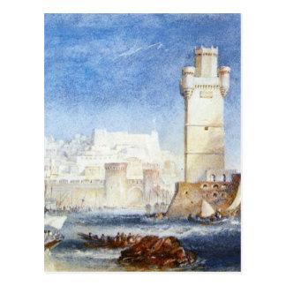 Rodas (para Works de señor Byron) por Guillermo Tarjeta Postal