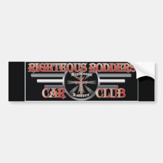 Rodders honrado C.C. Pegatina Para Auto