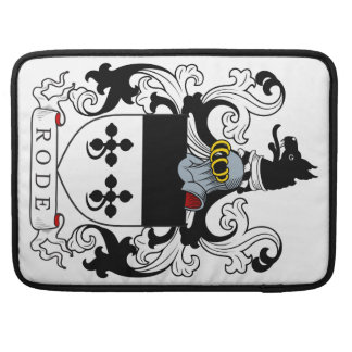 Rode Coat of Arms Sleeves For MacBook Pro