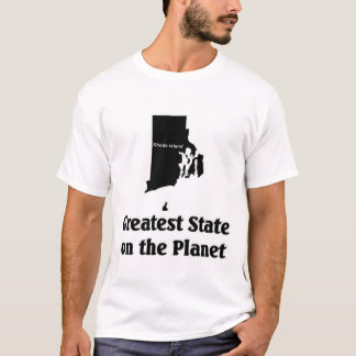 Rode Island Greatest State T-Shirt