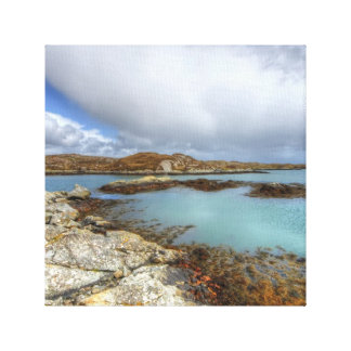 Rodel, Isle of Harris Canvas Print