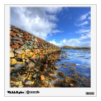 Rodel, Isle Of Harris Wall Sticker