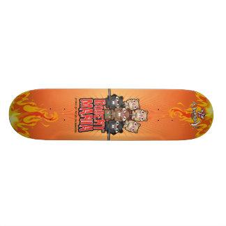 Rodent Mania Skateboard