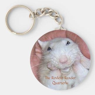 Rodent Reader Keychain