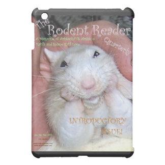 Rodent Reader Quarterly/Pet Rat  iPad Case