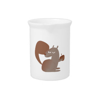 Rodent Squirrel Drink Pitchers