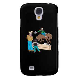 Rodeo 2 galaxy s4 cases