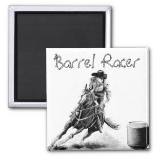 rodeo 2 inch square magnet