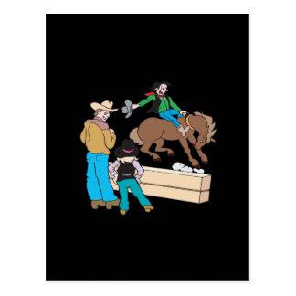 Rodeo 2 postcard